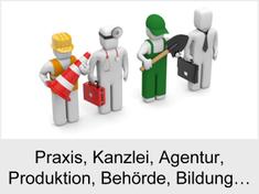 Ich suche eine neue Telefonanlage für Praxis, Kanzlei, Agentur, Werkstatt, Produktion, Behörde, Bildung...!