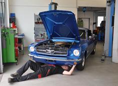 Reparaturen, Garage, Service, Mfk, Fahrzeuge