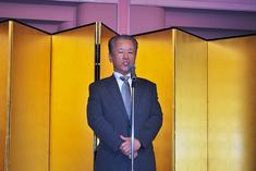 横浜市資源リサイクル事業協同組合 高田会長