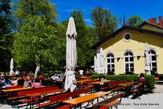 Biergarten Flaucher - Isar