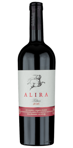 ALIRA Tribun 2016   Cuvee: Feteasca Neagra, Cabernet Sauvignon & Merlot