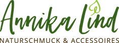 Logo Annika Lind Naturschmuck & Accessoires