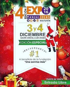 Expo Manualideas - 4ta Edición