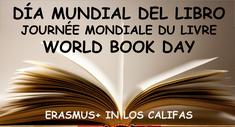 Día del Libro desde Erasmus +