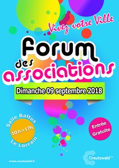 Retrouver l'association Moselle Bien-Être, ce dimanche, au forum des associations de Creutzwald, salle Baltus, de 10 à 17 heures.