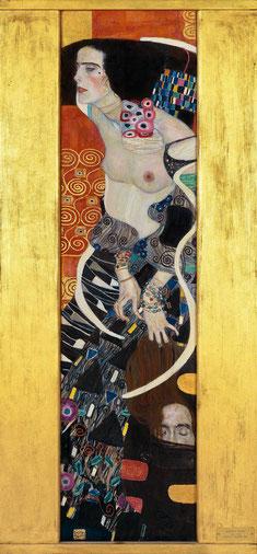 ※3:《ユディトⅡ(サロメ)》1909年