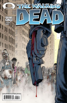The Walking Dead Comic #4 Español de España