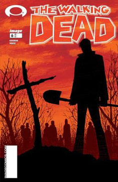 The Walking Dead Comic #6 Español de España