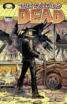 The Walking Dead Comic #1 Español de España