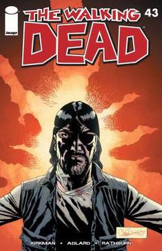 The Walking Dead #43 Español de España Castellano