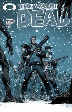 The Walking Dead Comic #5 Español de España