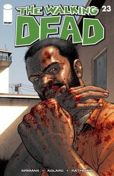 The Walking Dead #023 Español de España Castellano