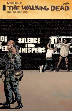 The Walking Dead #152 Español de España Castellano