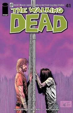 The Walking Dead #41 Español de España Castellano