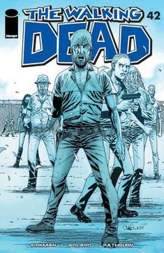 The Walking Dead #42 Español de España Castellano