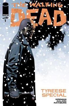 The Walking Dead Especial Tyreese Español de España Castellano
