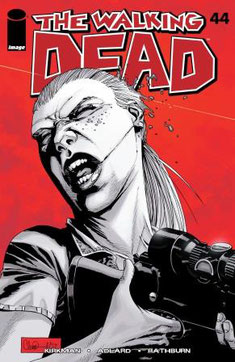 The Walking Dead #44 Español de España Castellano