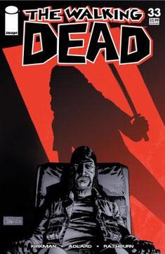 The Walking Dead #033 Español de España Castellano