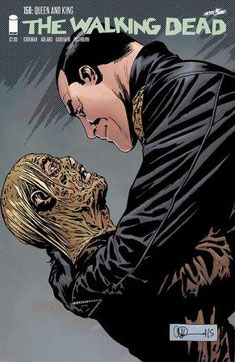 The Walking Dead #156 Español de España Castellano