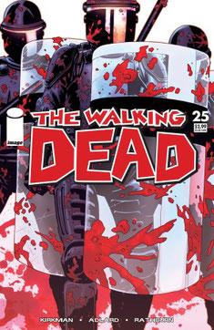The Walking Dead #025 Español de España Castellano