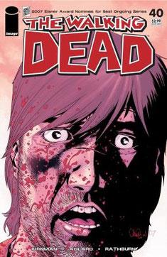 The Walking Dead #040 Español de España Castellano