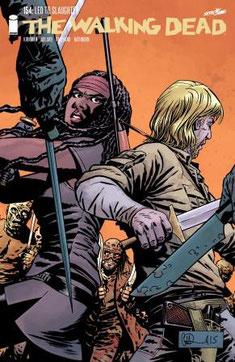 The Walking Dead #154 Español de España Castellano