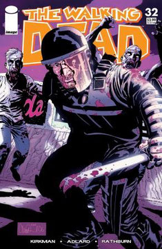The Walking Dead #032 Español de España Castellano