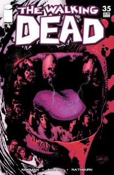 The Walking Dead #035 Español de España Castellano