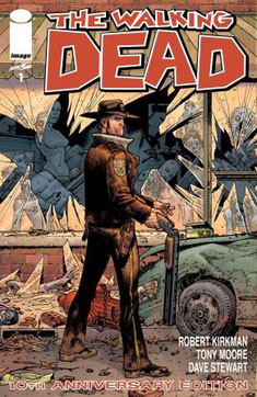 The Walking Dead #1 Especial 10th Aniversario Español de España Castellano