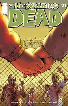 The Walking Dead #021 Español de España Castellano