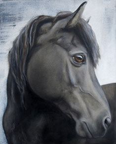 Islandstute Gemälde
