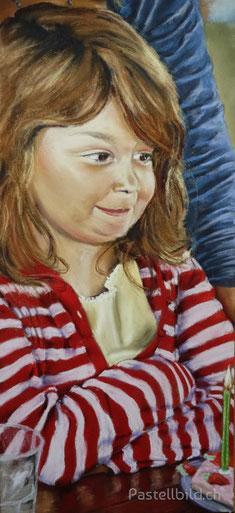 portrait, pastelle, Thea Herzig, kunst bilder kaufen