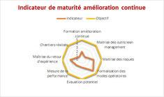Diagnostic réalisé par le consultant amélioration continue en temps partagé à Lyon, Grenoble, Voiron, Angers, Nantes, Le Mans.