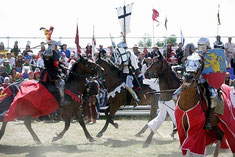 グルンヴァルド歴史祭り