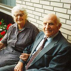 Helga und Erich Schwanhäußer
