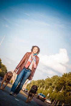Fotografie Nils Wiemer Wiemers, Berlin mit Hund, Melanie Knies, Sightseeingtour, Sightseeing, Hundeschule