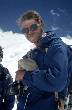 Wilfrid Noyce Ventile Everest First Ascent 1953