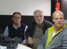 Aufbau Landesfilmfestival 2014