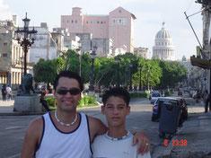 Paseo del Padro - La Habana