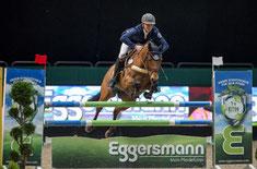 Quirin Stegman und New York aus Berlin konnte bei ihrem ersten Start im Eggersmann-Finale auf Anhieb den Sieg erringen. Foto: Lafrentz