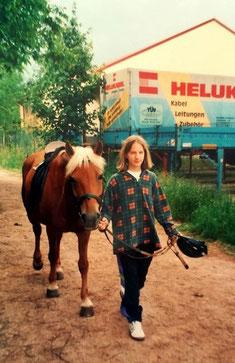 Klassische Reitstunde vs. Verständnis für das Pferd