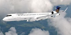 The current CRJ fleet operated by Eurowings will be replaced by A320 aircraft  /  source: Eurowings