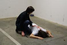 Ein Opfer des Faceshifters. Foto: K. Mischke