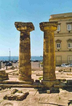 Taranto - Dorische Säulen
