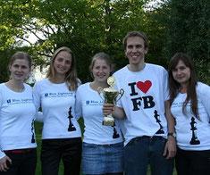Deutsche Blitz Mannschaftsmeisterschaft 2011 Kassel
