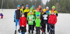 SVB'ler beim SSV-Cup Finale am Kniebis