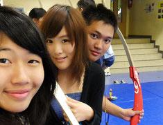 ILFBC | Témoignages de Myrna, Elora, Cyrielle, Sinyi et Enzo  (Promo 2012  -  Taïwan)