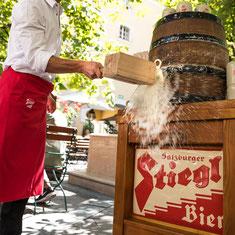 Heiraten in der Brauwelt von Stiegl in Salzburg