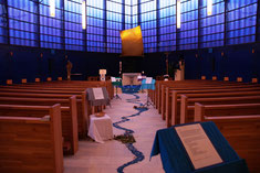 """Trostweg in der Kirche: """"Das Leben ist ein Fluss"""""""