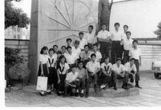 実行委員会メンバーと私(左から3人目)